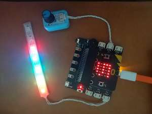 挑战三:RGB灯带的应用