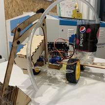 荒漠播种机器人