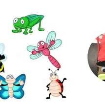 BOSON创客作品推荐:【Boson无编程系列】昆虫舞会——Boson造物粒子体验装