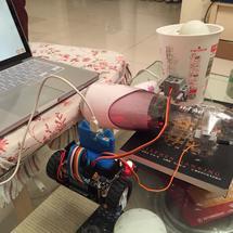 micro:bit创客作品推荐:AI人工智能乒乓球发球机
