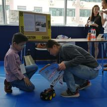 一起看看Jinqiao Mini Maker Faire