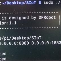 树莓派创客作品推荐:树莓派小白搭建SIoT服务器的探索历程