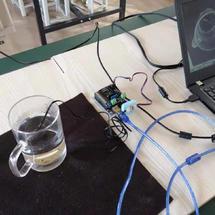 Mind+冬季挑战赛创客大赛:挑战二:科学实验搅拌能加速液体冷却