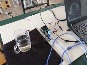挑战二:科学实验搅拌能加速液体冷却