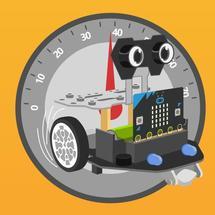 麦昆机器人创客作品推荐:【麦昆Plus】基于Mind+的无线控制麦昆行车记录仪