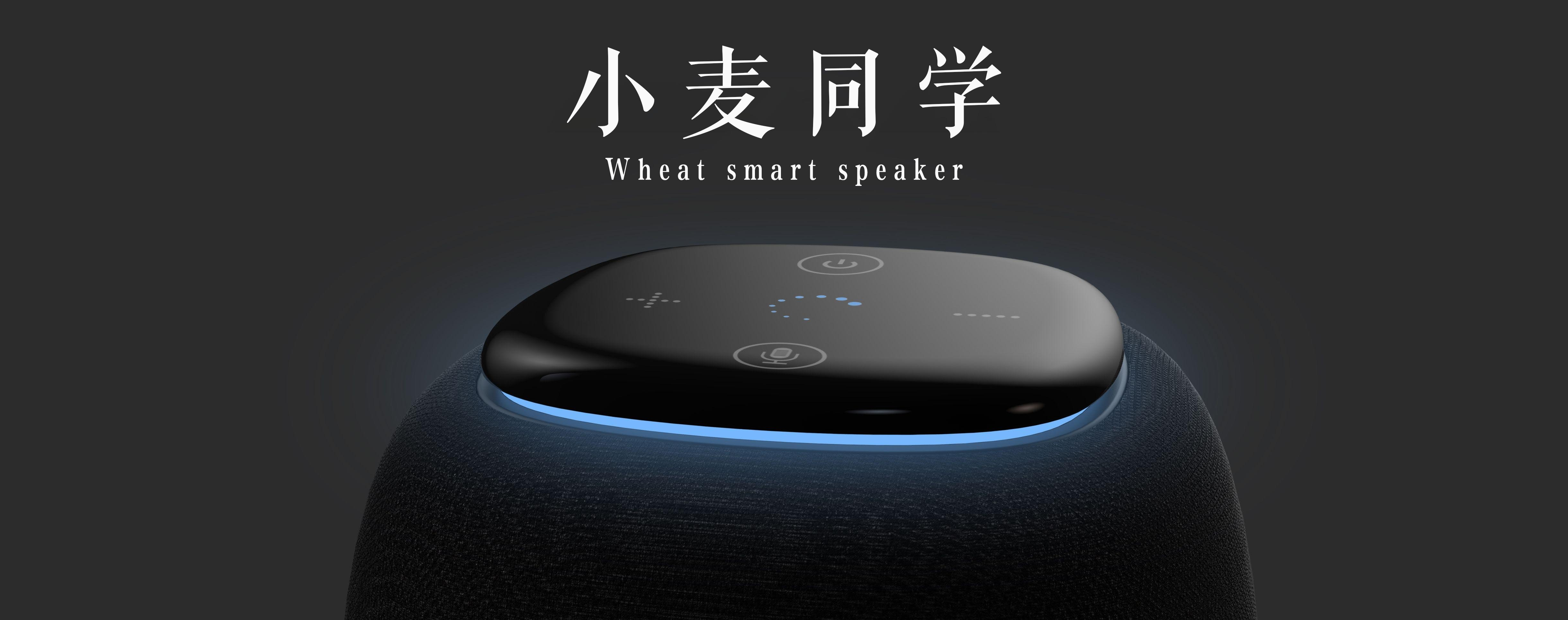 """语音交互智能""""音箱""""——小麦同学"""