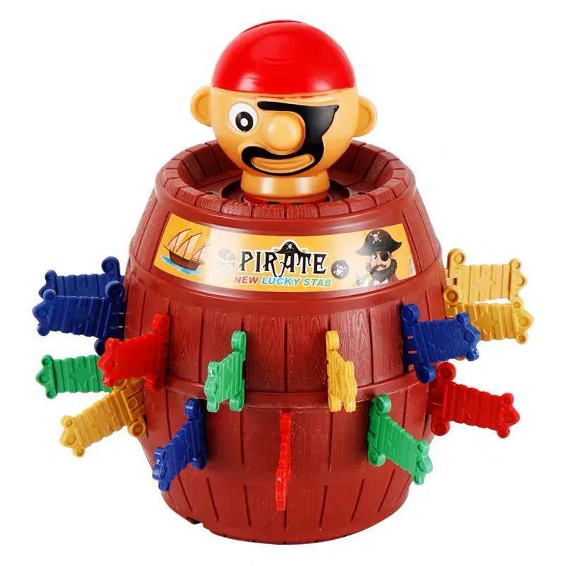 REMAKE再造——减压的海盗桶游戏机