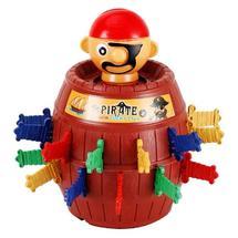 Arduino创客作品推荐:REMAKE再造——减压的海盗桶游戏机