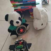 麦昆脑洞全开赛创客大赛:寻找失散的熊猫妹妹----麦昆寻亲记