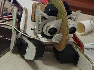 物尽其用-纸盒机器猫