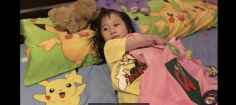 寶寶睡眠體溫感測被子