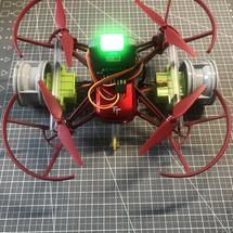 创客主题机器人:#REMAKE再造#---再次挑战复刻纸飞机(行驶的飞机)