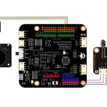 Arduino探索机器人课程 第七课 火灾报警器