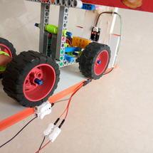 Arduino创客作品推荐:测量平均速度
