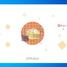 micro:bit创客作品推荐:你好,Mind+