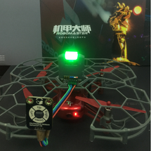 ROBOMASTER TT 无人机编程教学开发大赛创客大赛:第二节:RobomasterTT手势控制无人机