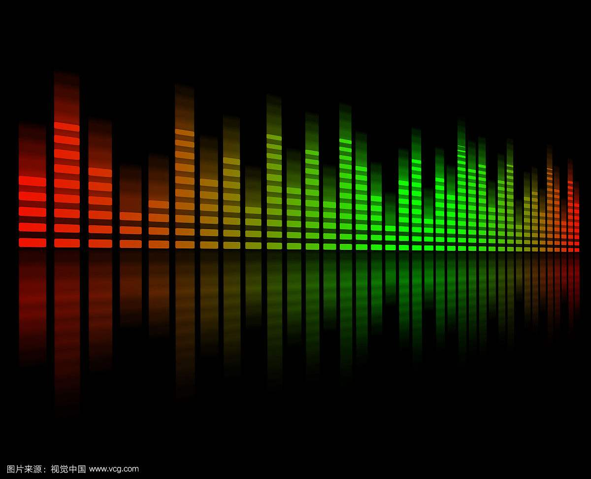 挑战二:音乐电平表