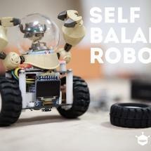 DFRobot创客教程推荐:【应用教程】你的桌面自平衡机器人-Zz