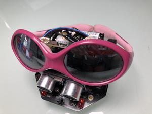 麦昆挑战赛-紫外线监控车
