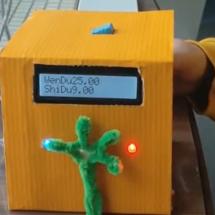 创客主题教师培训:甘肃省2h创客马拉松作品——智慧空调