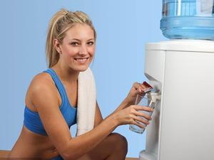 微笑饮水机