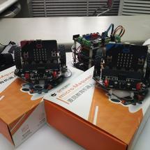 麦昆机器人创客作品推荐:《麦昆小车跑起来》