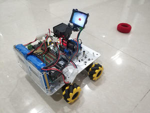 HUSKYLENS—智能物体追踪小车