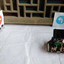 麦昆机器人创客作品推荐:自动驾驶的麦昆