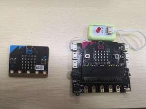 mind+实现micro:bit无线传输功能试用