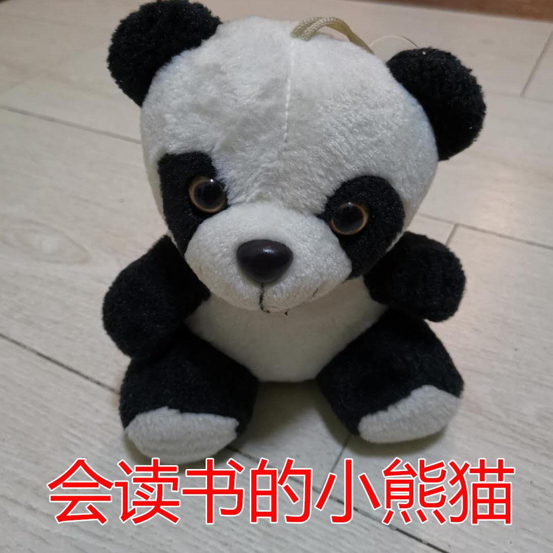 会读书的小熊猫(图像识别故事机)