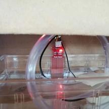 创客主题科学探究:学生项目分享:车棚进水警报装置(主控:掌控板)