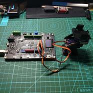 DFRobot-Makelog造物记精选项目推荐【PinPong Board】PinPong Board玩物联3-双舵机云台