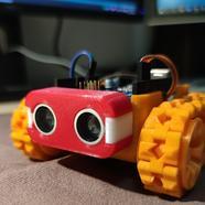 DFRobot-Makelog造物记精选项目推荐#REMAKE再造 #创客挑战赛 SMARS小车