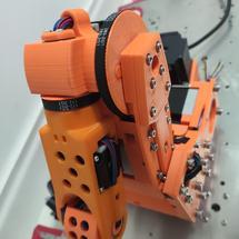 Arduino创客作品推荐:Arduino 和机械手臂