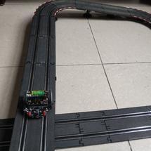 麦昆机器人创客作品推荐:麦昆穿越立交桥