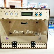 DFRobot-Makelog造物记精选项目推荐【标题】#创客来了#+DIY鞋柜;