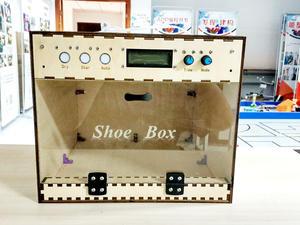 【标题】#创客来了#+DIY鞋柜;