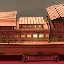 Arduino创客作品推荐:#庆祝建党100周年#红船新征程