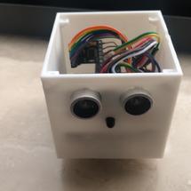 创客来了创客大赛:#创客来了#立方体机器人