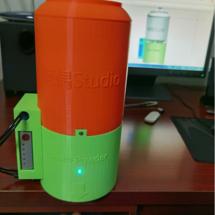 Arduino创客作品推荐:历时三个月!从1.0到2.0理工男自制<自动洗衣粉机>