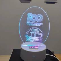 Arduino创客作品推荐:【建党百年】艰苦朴素,不忘初心——旧物改造之建党百年纪念灯