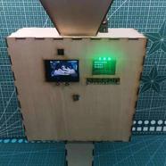 DFRobot-Makelog造物记精选项目推荐自助篮球管理机