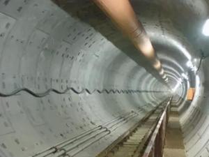 #创客来了#地铁隧道环境监测器