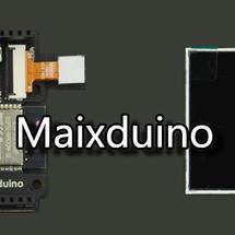 创客主题人工智能:【AI】Maixduino轻松学(1)——初识Maixduino