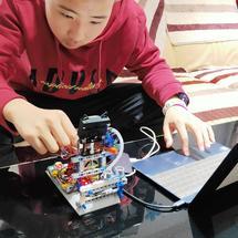 micro:bit全球青少年创意征集2021创客大赛:垃圾分类环保小助手